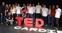 TEDxCardiff 2014 Team