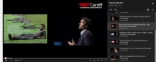 Watch TEDxCardiff 2014 talks on YouTube